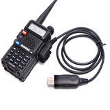 BAOFENG Walkie Talkie USB-kabel voor BAOFENG Walkie Talkie UV-5R UV-5RA 5RB 5RE_