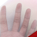 9.8x9.8ft Outdoor Beach Camping Tent Mesh Mosquito Fly Insect Bug Repellent Net_