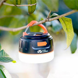 Multifunctionele Camping Licht 20-198LM LED Zaklamp SOS Noodverlichting Outdoor Power Bank_