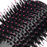 3-in-1 Negative Ion Straightening Hair Dryer Brush One Step_