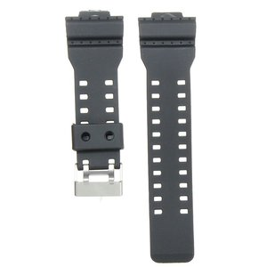 22mm Vervanging Frosted Silicone Rubber Horloge Band Strap Voor CASIO G Shock