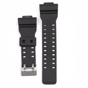Horlogebandje met pins Past voor Casio G Shock 16mm GA-100 G-8900 GW-8900